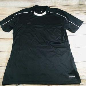 Adidas European Ref Climacool Jersey M Black
